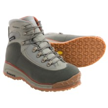 Simms Oceantek Wading Boots (For Men) in Light Grey - Closeouts