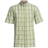 Simms Outer Banks Shirt - UPF 30+, Short Sleeve (For Men)
