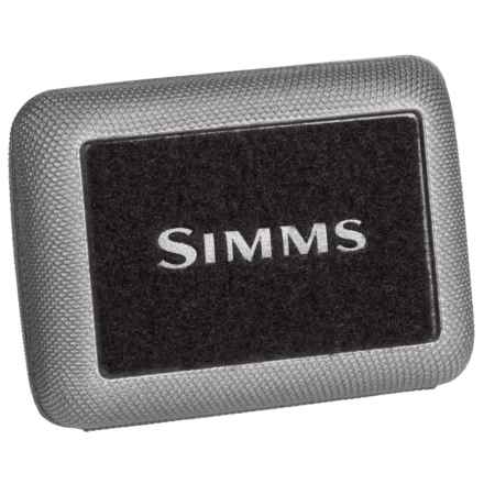 Simms Patch Fly Box in Boulder - Closeouts
