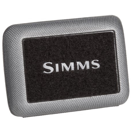 Simms Patch Fly Box in Boulder