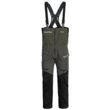 Simms ProDry Gore-Tex® Bib Overalls - Waterproof (For Men) in Delta Green - Closeouts