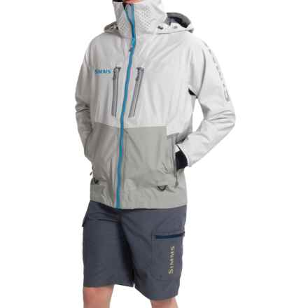Simms ProDry Gore-Tex® Jacket - Waterproof (For Men) in Boulder - Closeouts