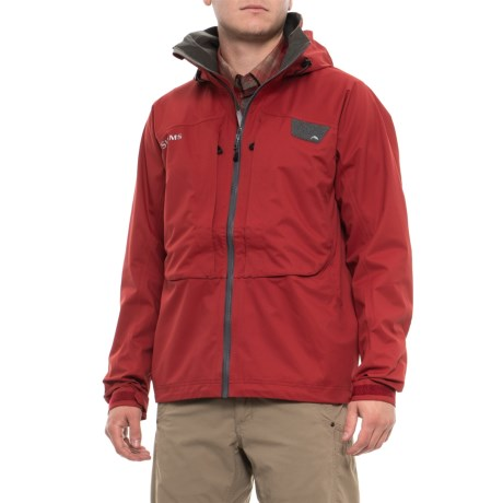 Simms Riffle Jacket – Waterproof (For Men)