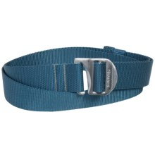 Simms Rivertek Adjustable Belt (For Men and Women) in Steel Blue - Closeouts