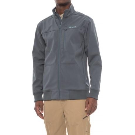 Simms Rogue Fleece Jacket (For Men) in Nightfall