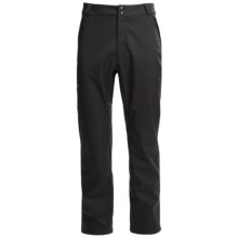 Simms Rogue Soft Shell Pants - UPF 50+ (For Men) in Black - Closeouts