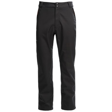 Simms Rogue Soft Shell Pants - UPF 50+ (For Men) in Black