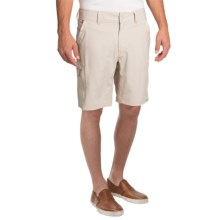Simms Skiff Shorts - UPF 50+ (For Men) in Antler - Closeouts