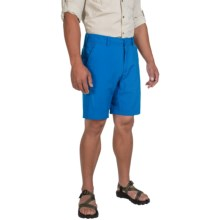 Simms Skiff Shorts - UPF 50+ (For Men) in Current - Closeouts