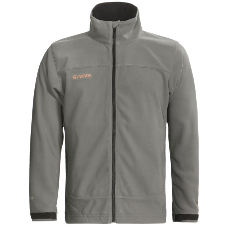 Simms Skiff Windstopper® Jacket (For Men) in Gargoyle