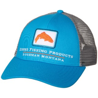 c2af338c3a5 Simms Small Fit Trucker Hat (For Men and Women)