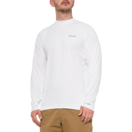520099f6 Simms Solarflex Graphic Shirt - UPF 50+, Long Sleeve (For Men) in
