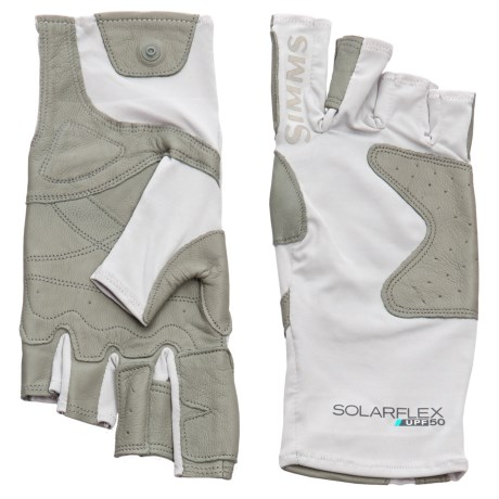 Simms Solarflex Guide Gloves - UPF 50 (For Men)