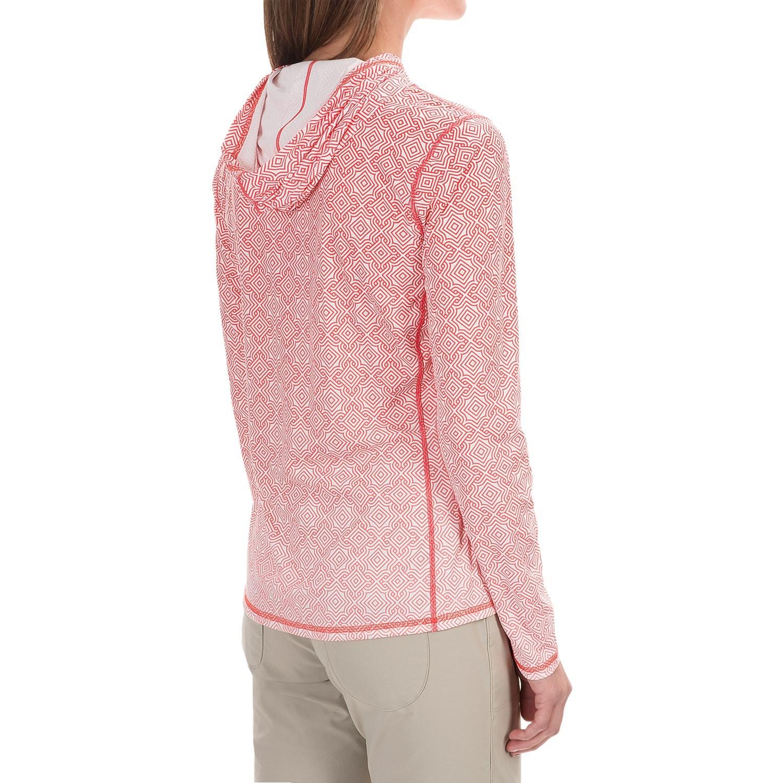 8f662af8d Simms SolarFlex Hoodie Shirt - UPF 50+, Long Sleeve (For Women)
