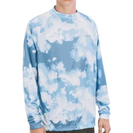 Simms Solarflex Shirt - UPF 30+, Long Sleeve (For Men)