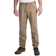 Simms Story Work Pants - UPF 50+ (For Men) in Coffee - Closeouts