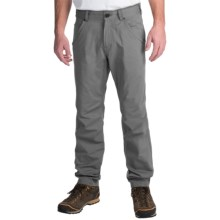 Simms Story Work Pants - UPF 50+ (For Men) in Lead - Closeouts