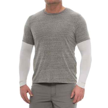 Simms SunSleeves - UPF 50 (For Men and Women) in Grey - Closeouts