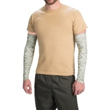 Simms SunSleeves - UPF 50 (For Men and Women) in Waypoint Print - Closeouts