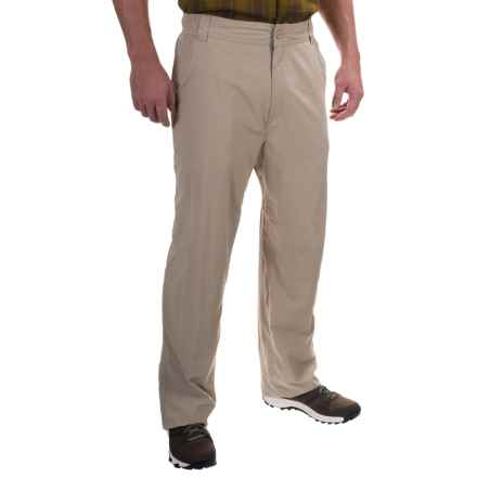 Simms Superlight Pants - UPF 50+ (For Men) in Cork - Closeouts