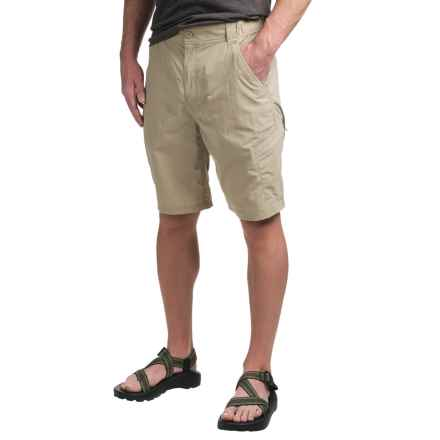 Simms Superlight Shorts - UPF 50+ (For Men) in Cork - Closeouts
