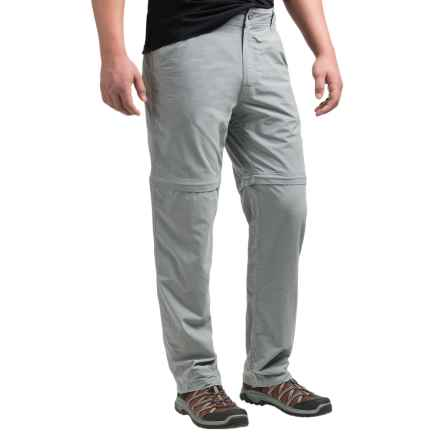Simms Superlight Zip-Off Pants - UPF 50+, Nylon (For Men) in Concrete - Closeouts