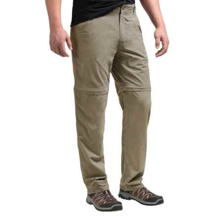 Simms Superlight Zip-Off Pants - UPF 50+, Nylon (For Men) in Cork - Closeouts