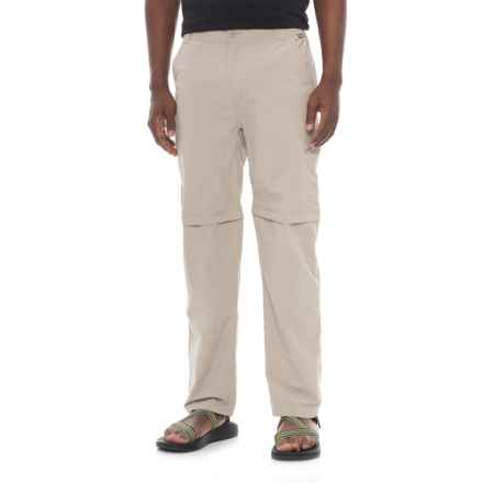 Simms Superlight Zip-Off Pants - UPF 50+, Nylon (For Men) in Oyster - Closeouts