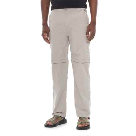 Simms Superlight Zip-Off Pants - UPF 50+, Nylon (For Men) in Sterling - Closeouts