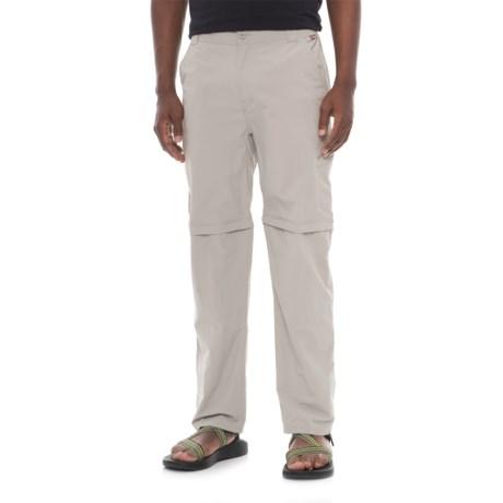 Simms Superlight Zip-Off Pants - UPF 50+, Nylon (For Men) in Sterling