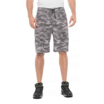90b962cdf9 Simms Surf Print Boardshorts - UPF 50+ (For Men) in Hex Camo Sterling. Quick  View