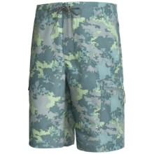 Simms Surf Shorts (For Men) in Saltwater Camo - Closeouts