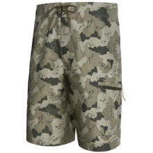 Simms Surf Shorts (For Men) in Simms Camo - Closeouts