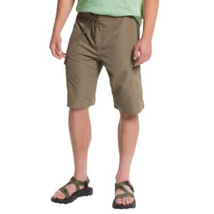 Simms Surf Shorts - UPF 50+ (For Men) in Dark Elkhorn - Closeouts