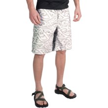 Simms Surf Shorts - UPF 50+ (For Men) in Waypoint Grey - Closeouts