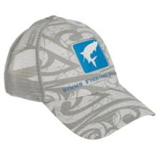 Simms Tarpon Trucker Hat in Waypoint Print - Closeouts