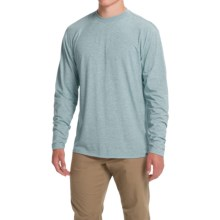 Simms Tech T-Shirt - UPF 20+, Long Sleeve (For Men) in Lake - Closeouts