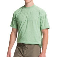 Simms Tech T-Shirt - UPF 20+, Short Sleeve (For Men) in Mantis - Closeouts