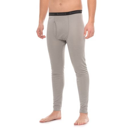 Simms Waderwick Core Base Layer Bottoms - UPF 30+ (For Men) in Boulder