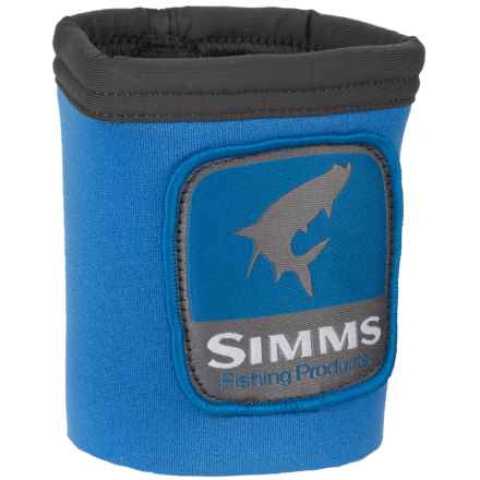 Simms Wading Koozy in Cobalt - Closeouts