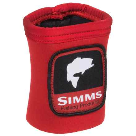Simms Wading Koozy in Scarlet - Closeouts