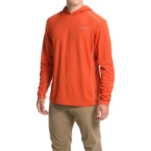 Simms Waypoint Hoodie - UPF 50+ (For Men) in Chili - Closeouts
