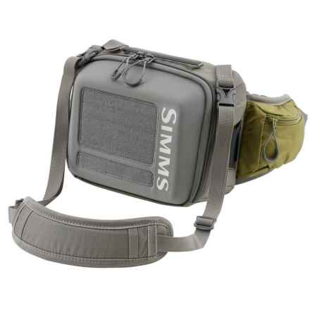 Simms Waypoints Hip Pack - Small in Army Green - Closeouts