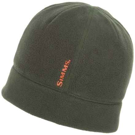 Simms Windstopper® Guide Beanie (For Men and Women) in Loden - Closeouts