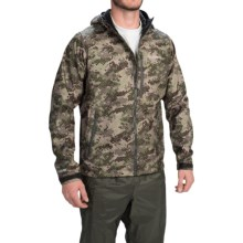 Simms Windstopper® Soft Shell Jacket (For Men) in Catch Camo Agave - Closeouts