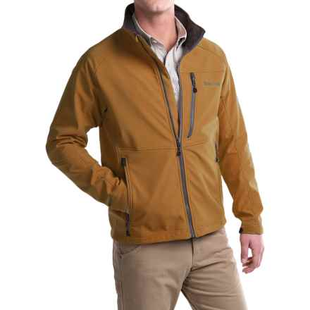 Simms Windstopper® Soft Shell Jacket (For Men) in Honey Brown - Closeouts