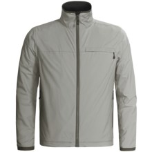 Simms Windstopper® Transit Jacket (For Men) in Light Grey - Closeouts
