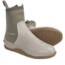 Simms Zipit Booties (For Men) in Green - Closeouts