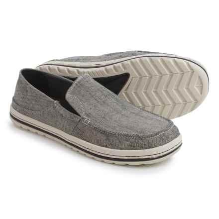 Simple Dare Sneakers (For Men) in Black/Denim - Closeouts