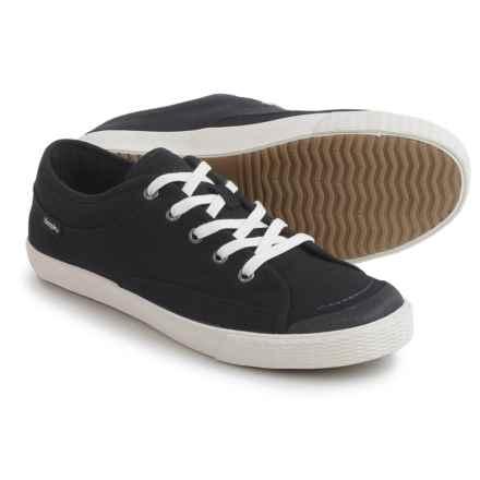 Simple Wingman Sneakers (For Men) in Black - Closeouts